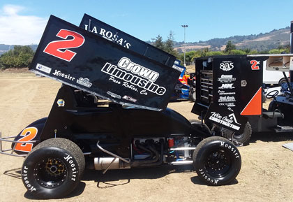 Crown Limo Sprint Car